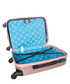Twister gold-tone spinner suitcase 60cm Sale - bagstone Sale