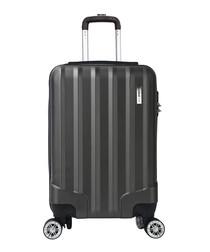 Lake grey spinner suitcase 52cm