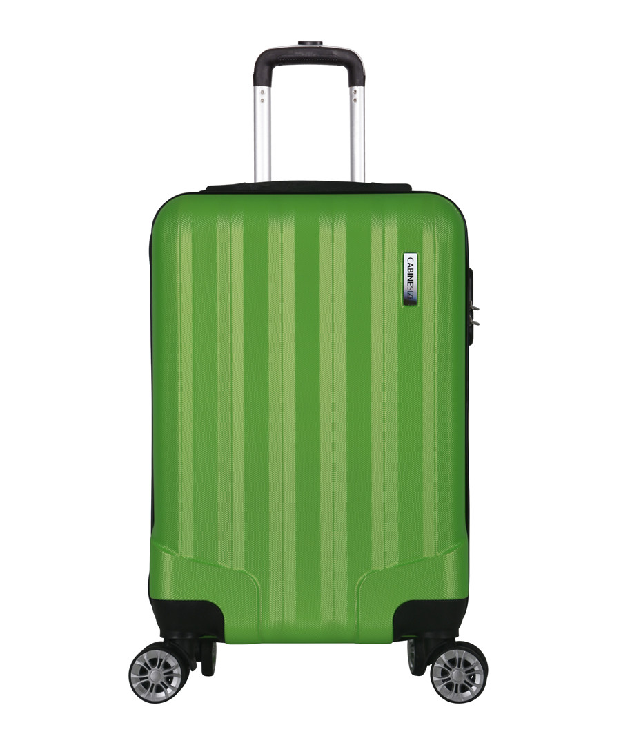 Lake green spinner suitcase 52cm Sale - cabine size
