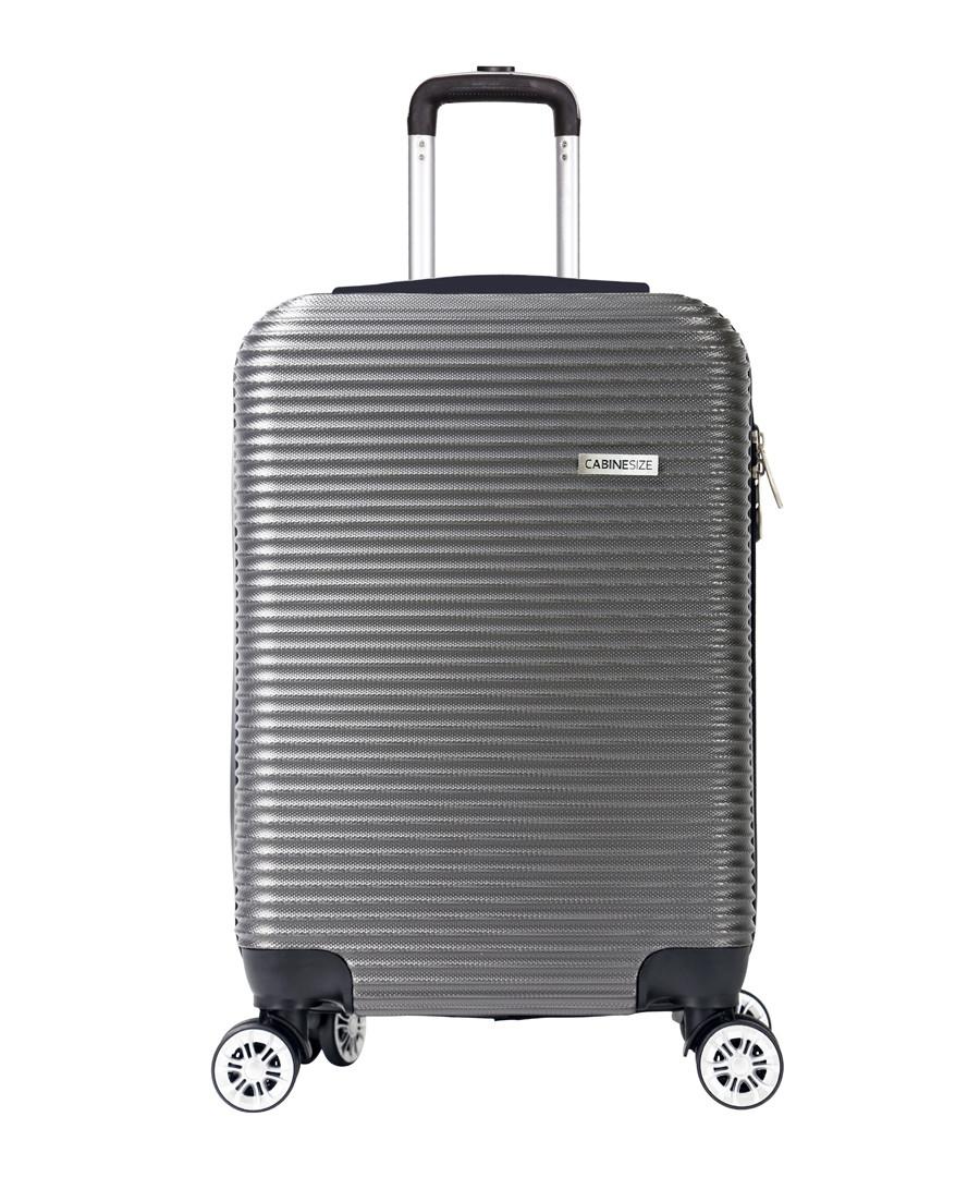 Levin grey spinner suitcase 52cm Sale - cabine size