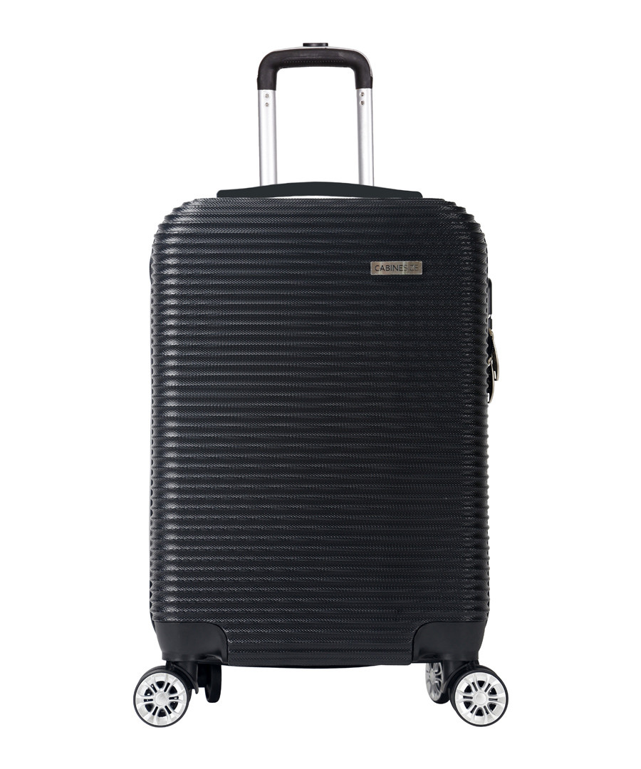 Levin black spinner suitcase 52cm Sale - cabine size