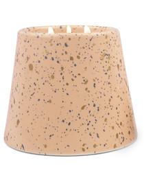 Confetti peony & patchouli candle 14oz