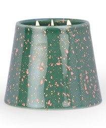 Confetti cypress & suede candle 14oz