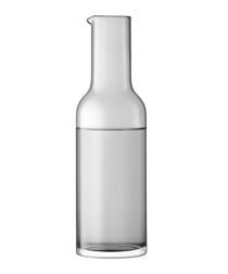 Grey tinted glass carafe 1.7L