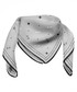 Icon grey square scarf Sale - alber zoran Sale