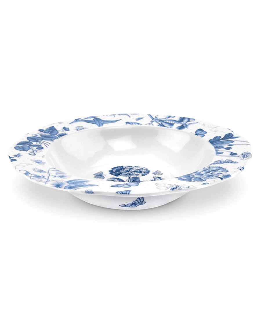 4pc Portmeirion botanic blue bowl set Sale - botanic blue