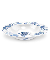 4pc Portmeirion botanic blue bowl set