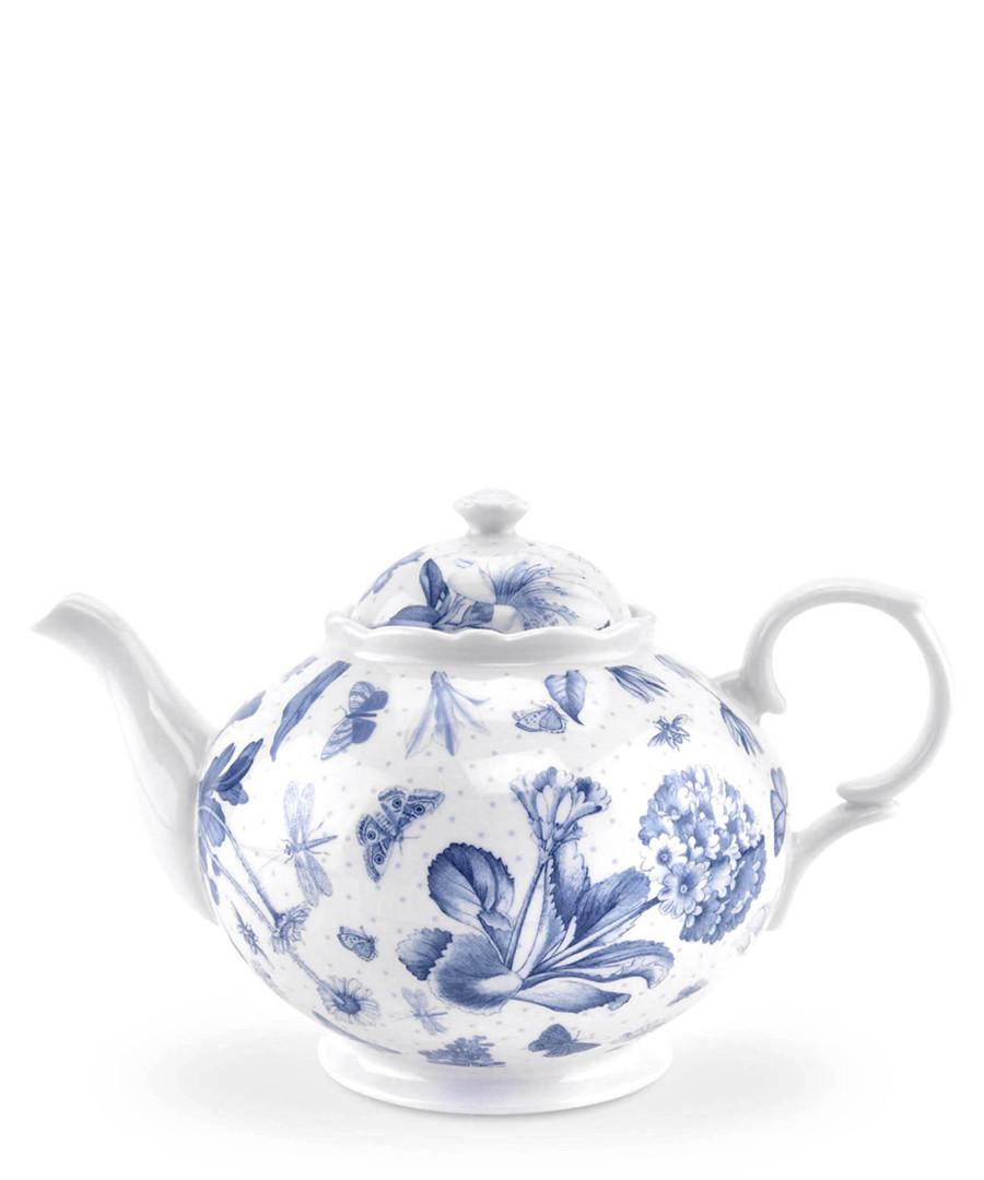 Portmeirion botanic blue teapot Sale - botanic blue