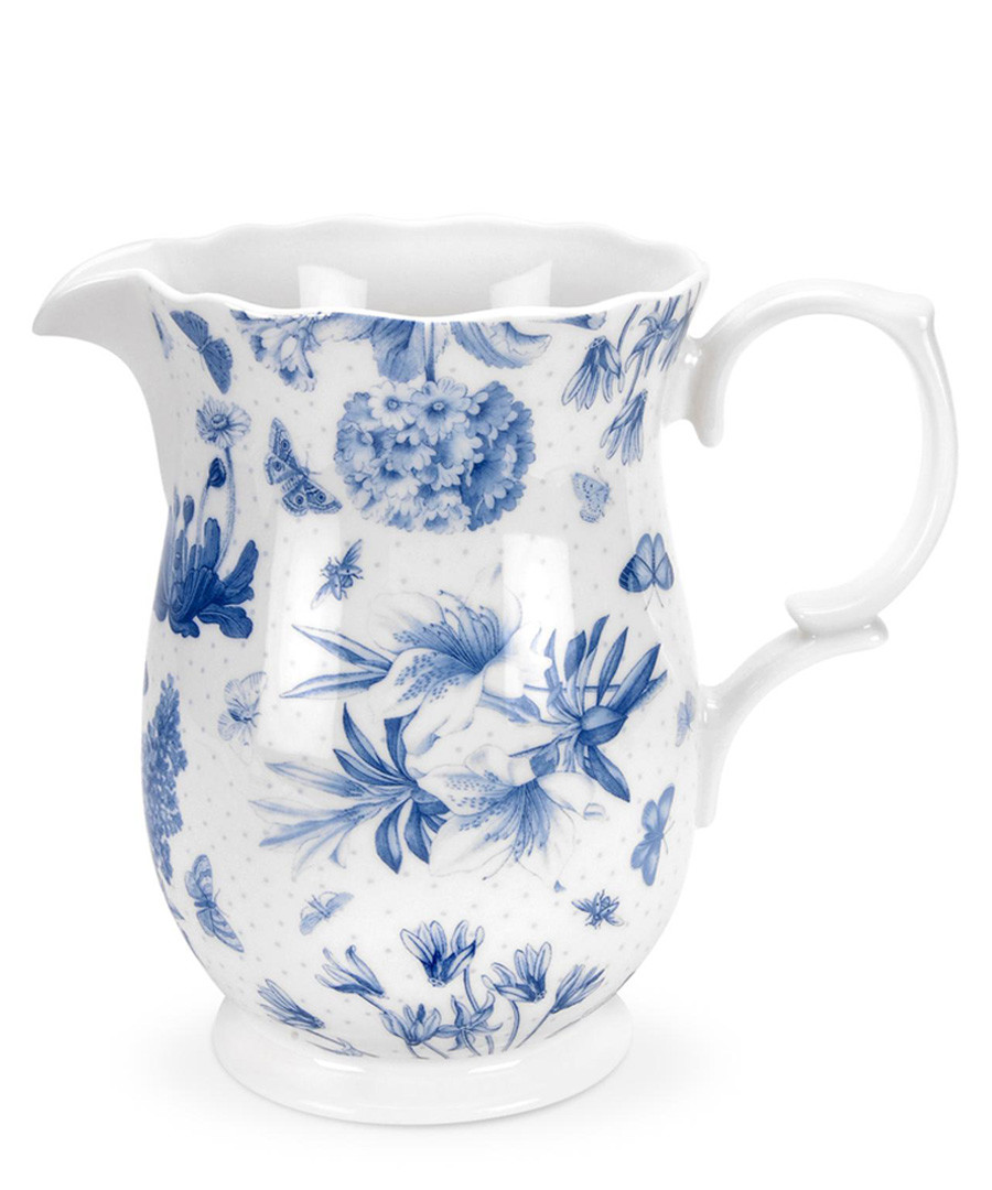 Portmeirion botanic blue jug Sale - botanic blue