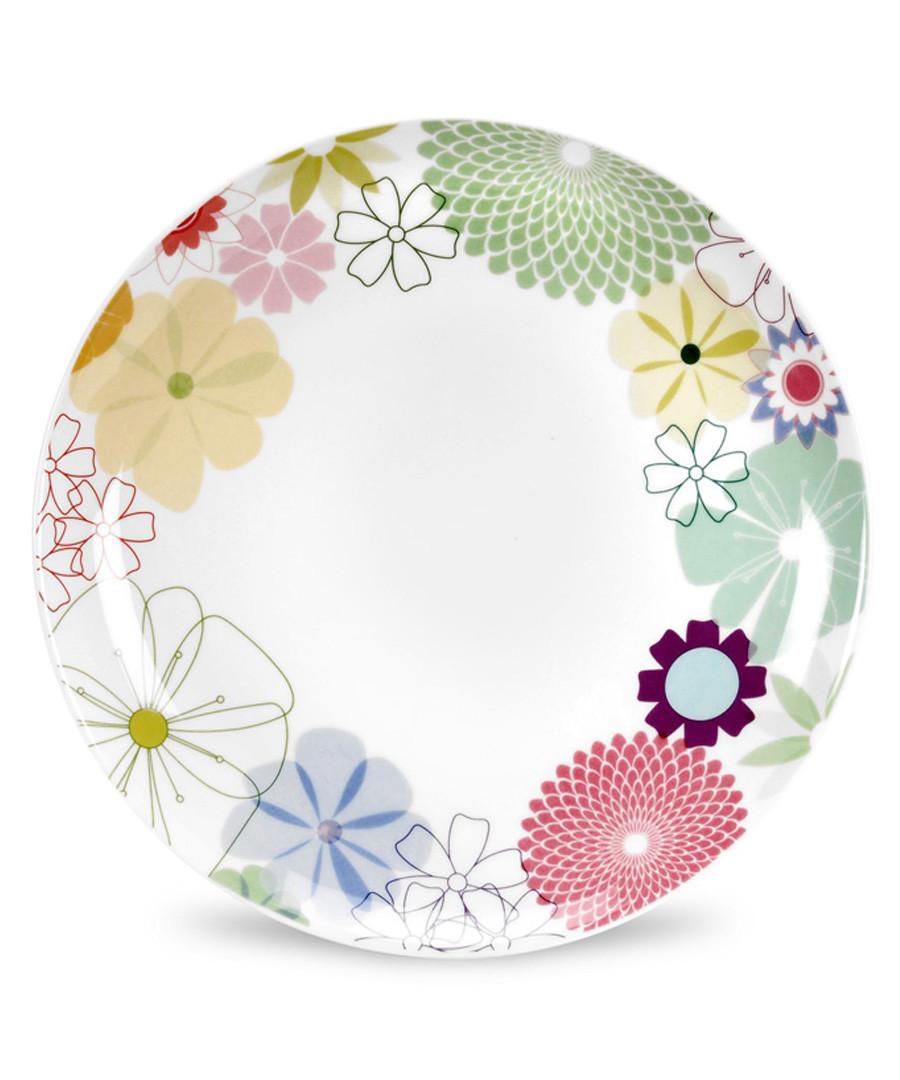 4pc Portmeirion crazy daisy plates 27.5cm Sale - crazy daisy