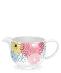 Portmeirion crazy daisy cream jug