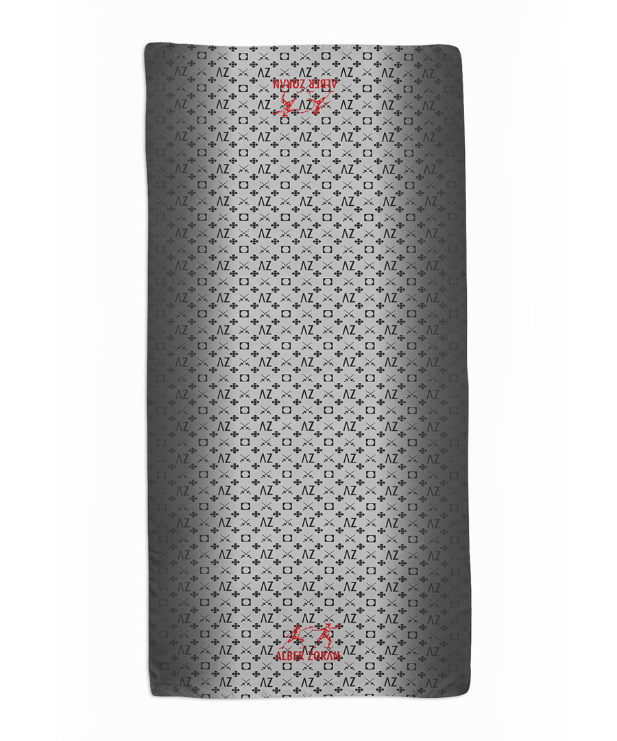 Bee grey scarf Sale - alber zoran