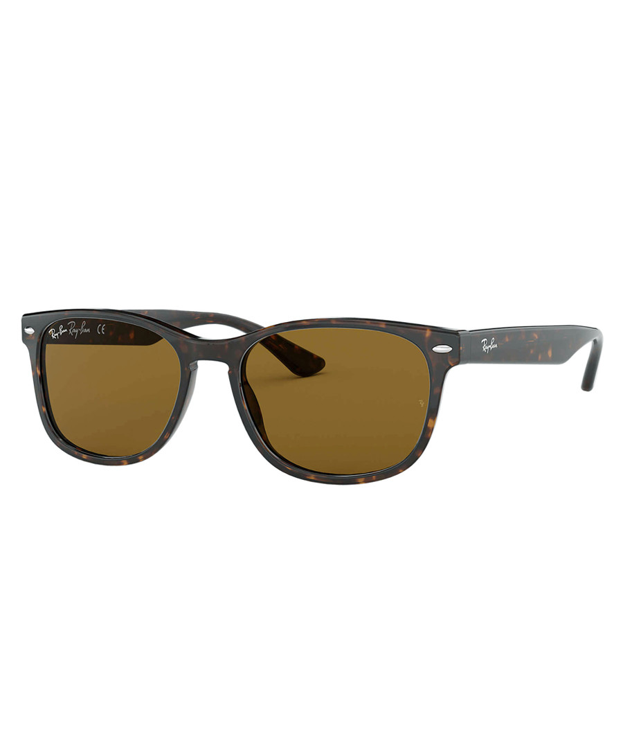 Tortoise brown classic sunglasses Sale - ray-ban