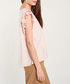 Light pink frill shoulder top Sale - dioxide Sale