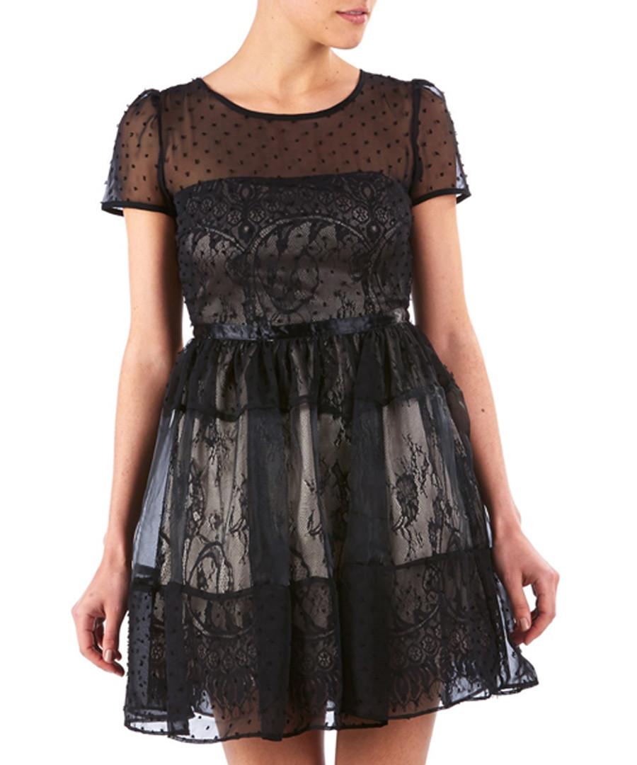 Black lace dress Sale - zibi london