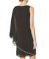 Ursa black beaded chiffon dress Sale - gina bacconi Sale