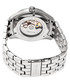 Stanley silver-tone steel watch Sale - heritor automatic Sale
