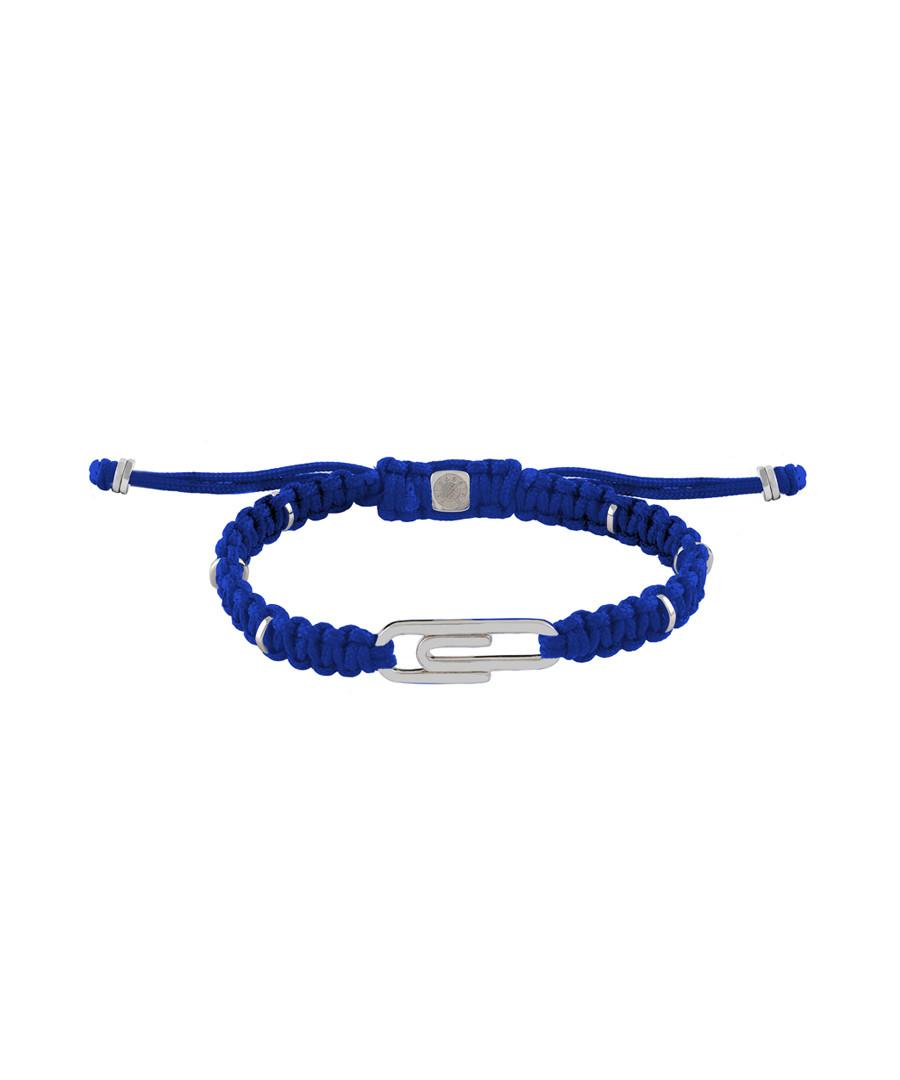 Blue paperclip bracelet Sale - Tateossian London