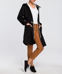 Black basic jacket