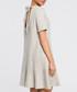 Grey basic A-line dress Sale - made of emotion Sale