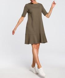 Milgreen basic A-line dress