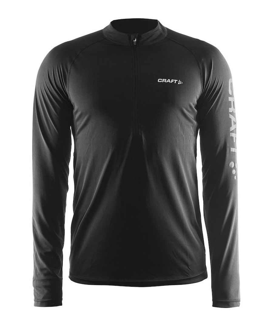 Prime black long sleeve top Sale - Craft