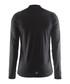 Prime black long sleeve top Sale - Craft Sale