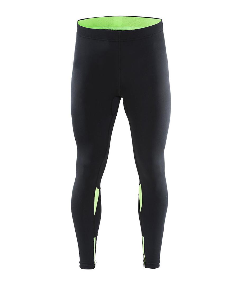 Men's Prime black sports leggings Sale - Craft
