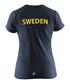In The Zone dark navy pique T-shirt Sale - Craft Sale