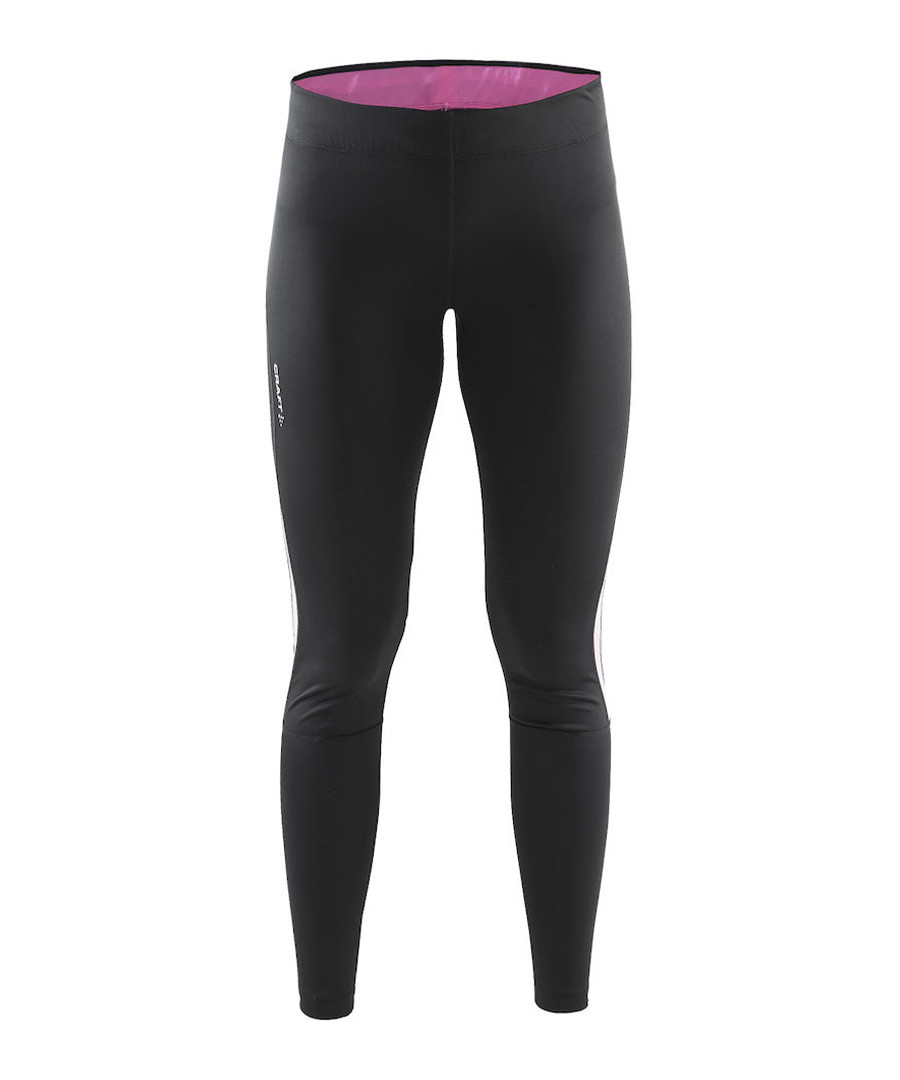 Women's Prime black sports leggings Sale - Craft