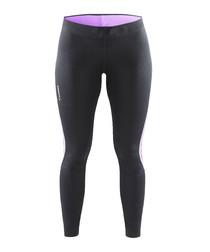 Women's Prime black sports leggings