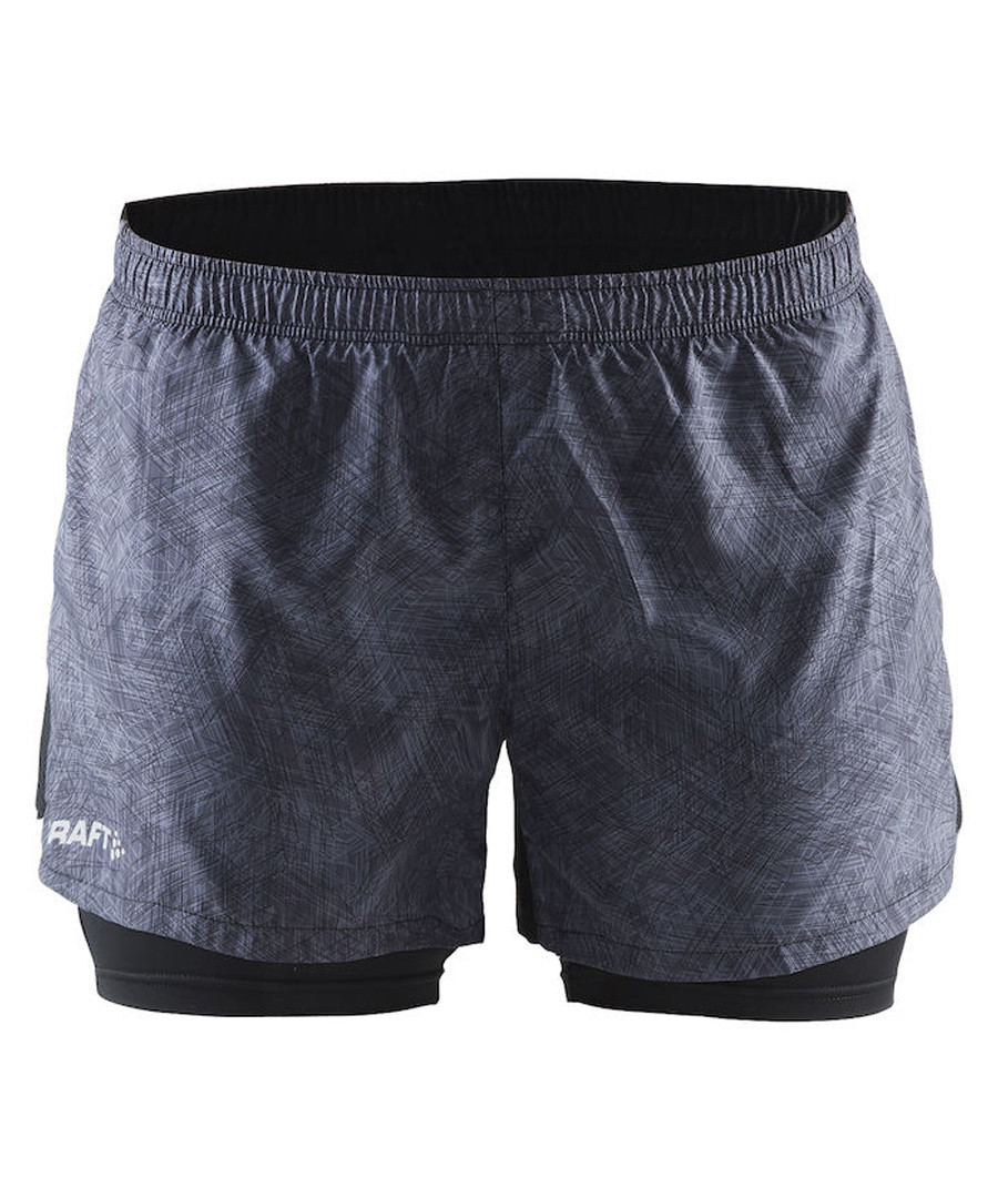 Joy charcoal 2 in 1 shorts Sale - Craft