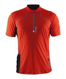 Trail Heat red T-shirt