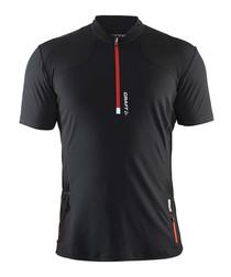 Trail Heat black T-shirt