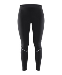 Women's Velo black thermal leggings