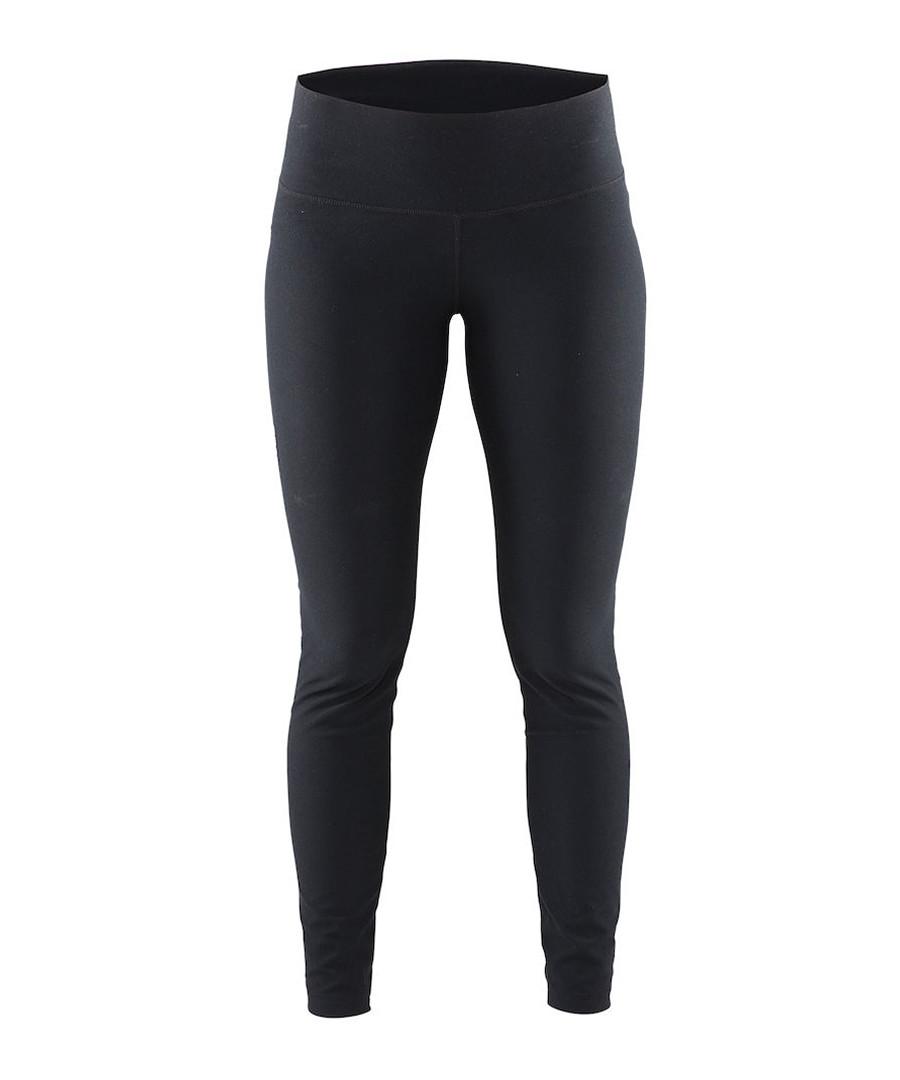 Women's black sports leggings Sale - Craft