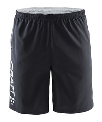 Precise black shorts