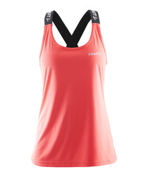 Pure ruby tank top