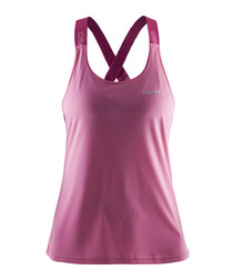 Pure pop purple tank top