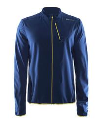 Mind blue jacket