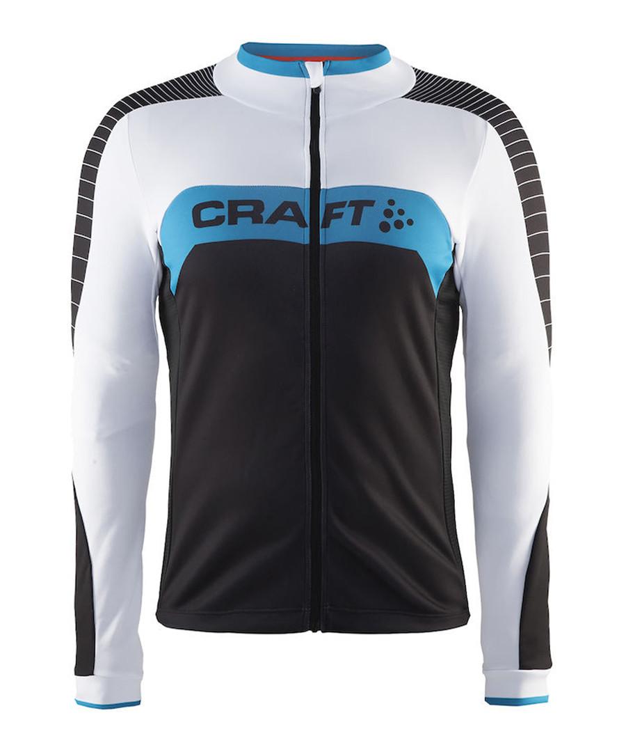 Black & white logo sports jacket Sale - Craft