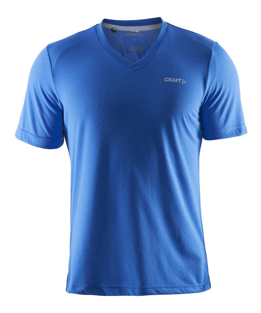 Blue basic T-shirt Sale - Craft
