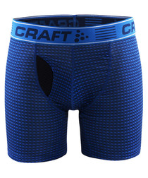 Greatness blue boxers 6-Inch