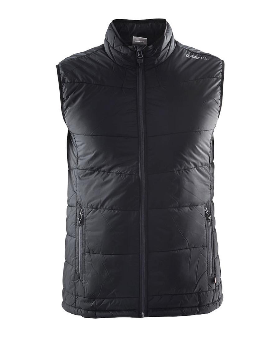 Insulation Primalof black vest Sale - Craft