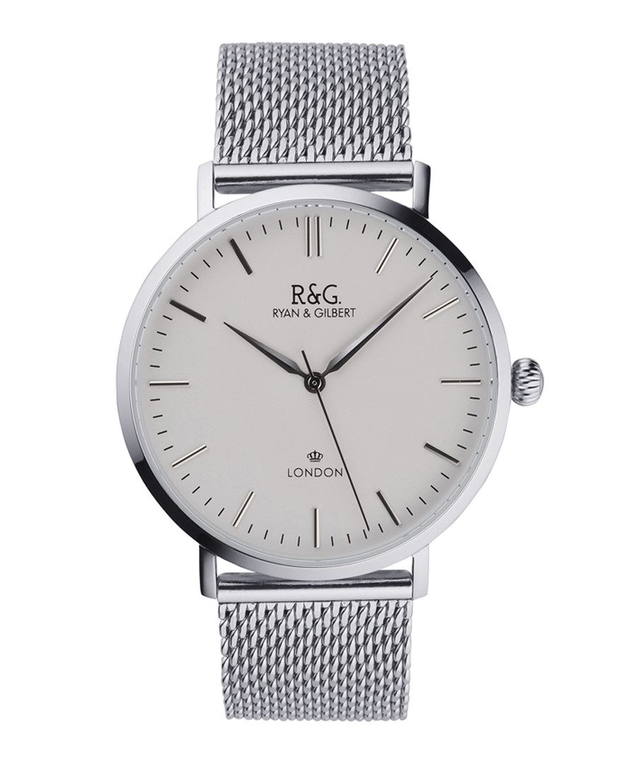 Belgravia silver-plated watch Sale - Ryan & Gilbert