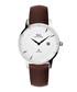 Mayfair brown leather strap watch Sale - Ryan & Gilbert Sale