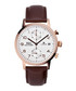 Westminster brown leather watch Sale - Ryan & Gilbert Sale