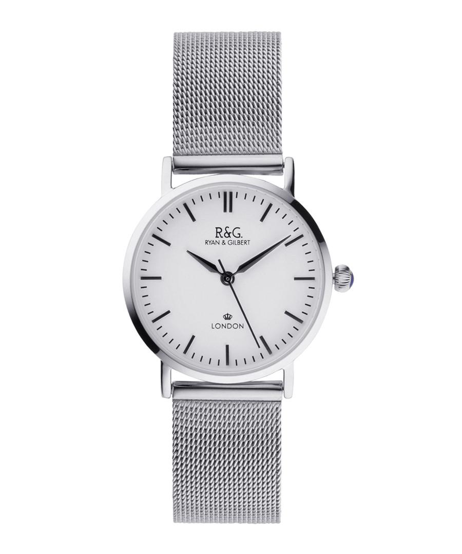 Belgravia Petite silver-plated watch Sale - Ryan & Gilbert