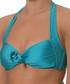 Eden blue halterneck bikini top Sale - seafolly Sale