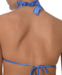 Lapis blue triangle bikini top Sale - seafolly Sale